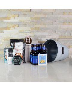 Bud Light Beer Gift Basket
