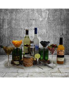 Martini Time Gift Basket