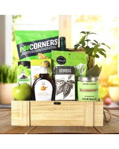 Kosher Indulgences Gift Crate