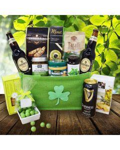 The St. Patrick's Day Basket