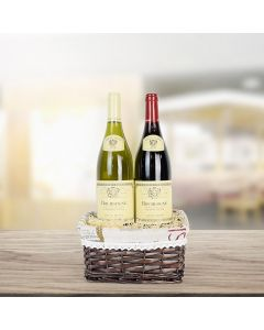 Indulgent Duo Wine Gift Set