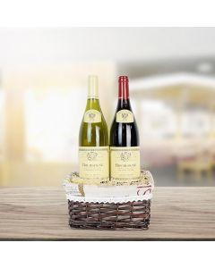 Indulgent Duo Wine Gift Set