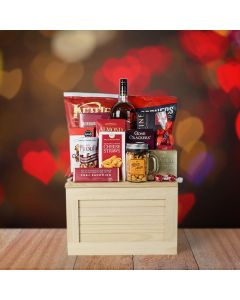 Liquor & Snacking Crate
