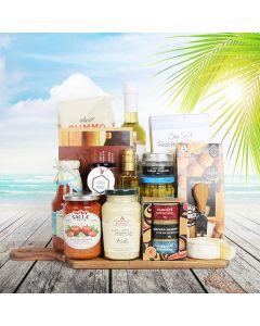 Savory Italian Feast Gift Basket