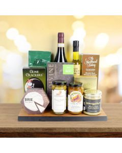 Wine, Cheese & Spread Gift Set