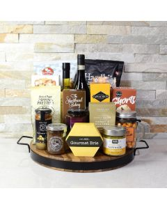 Sonoma Wine Gift Basket