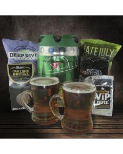 Keg of Beer Gift Set