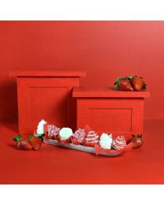 The Strawberry Love Boat