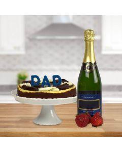 Father's Day Celebration Cake