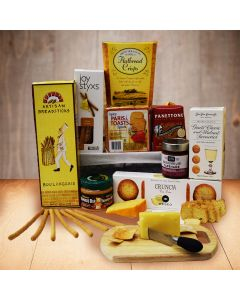 Breads & Spreads Gift Basket