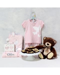 TOBY & THE BABY GIRL GIFT SET