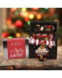 Bites & Beer Christmas Gift Set