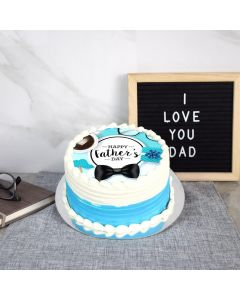 Just for Dad Chocolate Cake