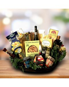 Custom Sympathy Gift Basket
