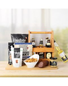 Chips & Nibbles Beer Gift Set