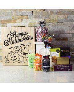 Halloween Treats Crate