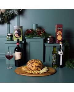 Luxurious Holiday Gift Platter