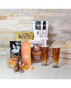 Popcorn & Pistachios Snack Crate