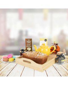Organic Tea & Treats Gift Set