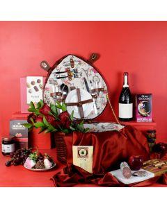 Romantic Picnic Gift Basket