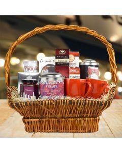 The Bountiful Snack Gift Basket