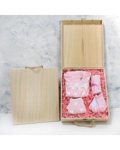 Baby Girl Starter Crate