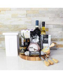Rustic Decadence Gift Basket