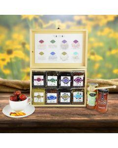 The Tea Connoisseur Chest Set
