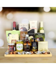 Pasta & Wine Duo Gift Basket