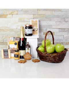 Over The Top Gourmet Gift Basket
