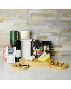 Tee It Up Gourmet Gift Set