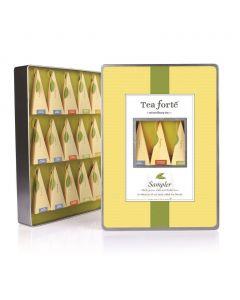 TEA SAMPLER ... BY TEA FORTE