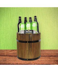 St. Patty's Beer Barrel