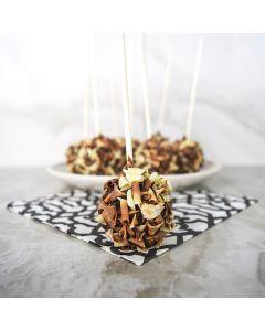 Chocolate Indulgence Cake Pops