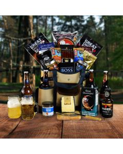 The Great Outdoors Beer Carrier Set