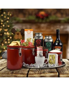 The Christmas Pantry Gift Basket