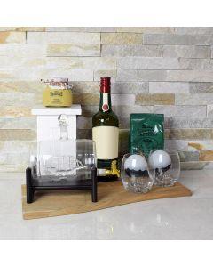 Nautical Liquor & Decanter Gift Set