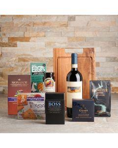 The Duncan Wine Gift Basket