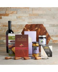 The Florentine Wine Gift Basket