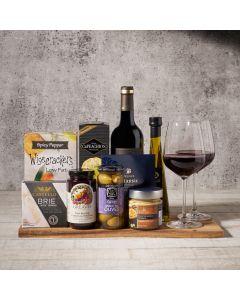 The Tuscany Wine Gift Basket