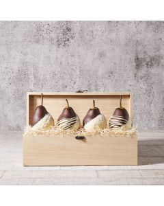 The Chocolate Pears Gift Set