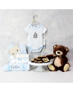 TOBY & THE BABY BOY GIFT SET