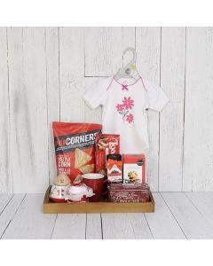 Sweet & Savory Snacks Baby Gift Basket