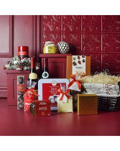 Christmas In Paris Gift Basket