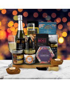 Diwali Nights Champagne Gift Basket