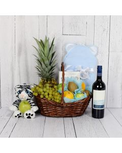 Farm Fresh Baby Gift Basket