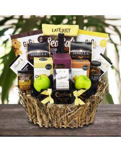 The Healthy Indulgence Gift Basket