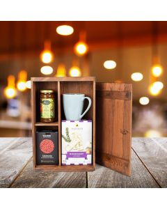 Passover Matza & Tea Set