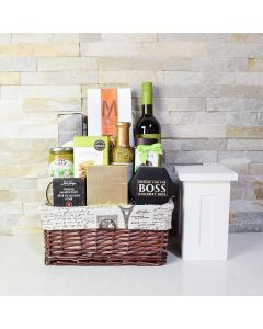 Pasta for Two Gift Basket