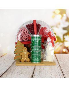 Simply Sweet Christmas Gift Basket